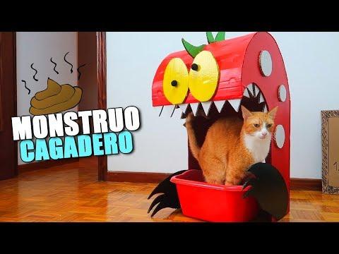 EL MONSTRUO CAGADERO