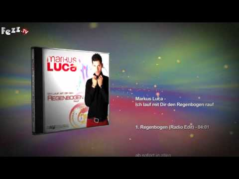 Markus Luca - Ich lauf mit dir den Regenbogen rauf - CD Trailer