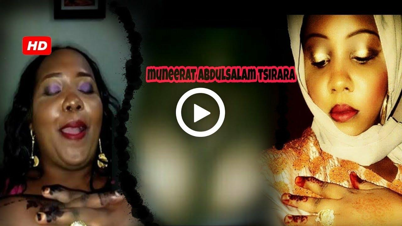 Download Muneerat Abdulsalam Tsirara |Anzo wajen wani ya sake Bidiyon Tsiraicin Muneerat Abdulsalam
