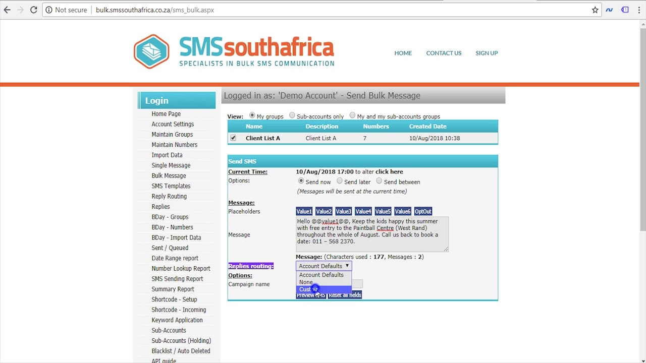 Send A Bulk With Names To List Of Mobile Numbers South Africa Jpg 1280x720 Sms