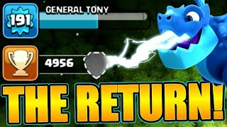 WHAT HAPPENED TO GENERAL TONY!?