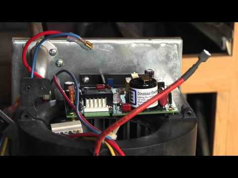 Replacing a RV Furnace Circuit Board - YouTube