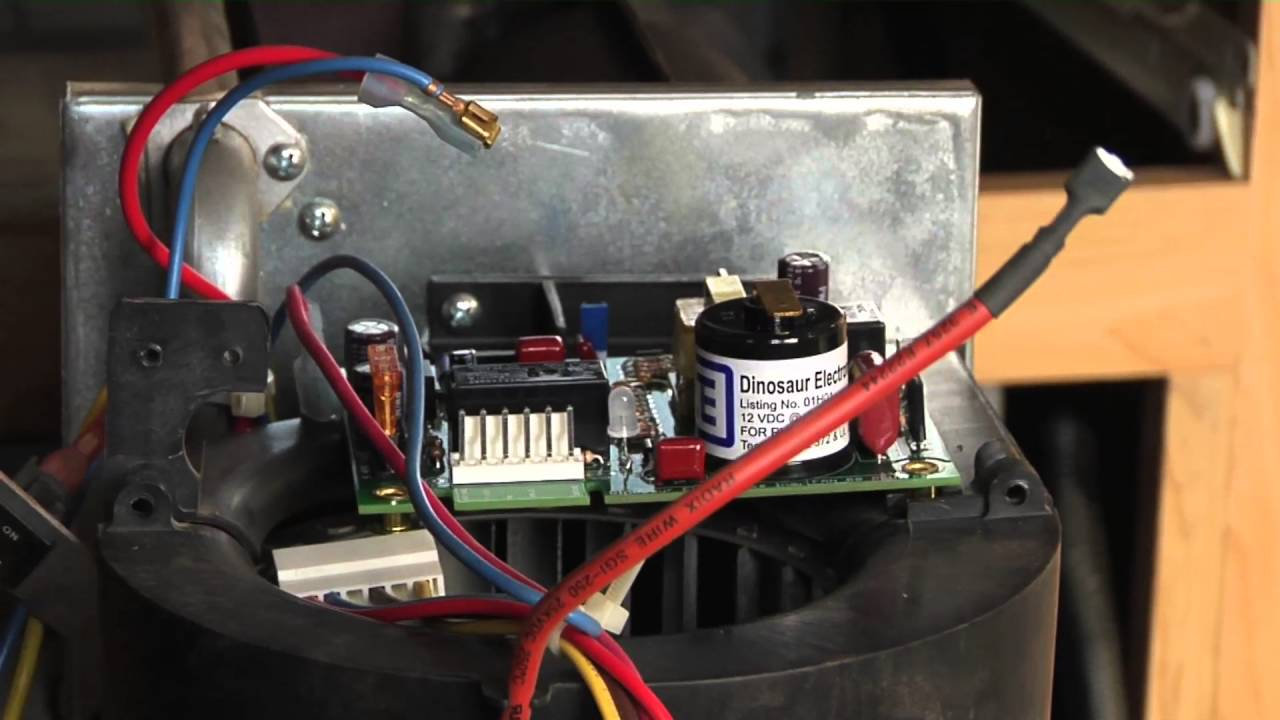 Replacing a RV Furnace Circuit Board  YouTube