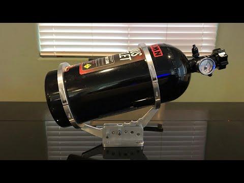 Nitrous Bottle Bracket Mount X-series