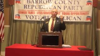 Barrow County Republican Party Monthy Meeting