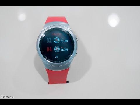 Trên Tay Samsung Gear S2 - IFA 2015