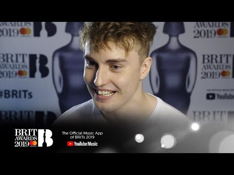The BRITs Spelling B with Sam Fender | The BRIT Awards 2019 Mp3