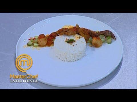 MASTERCHEF INDONESIA - Menu Pressure Test Tina di Kritik Chef Arnold | Gallery 3 | 23 Maret 2019