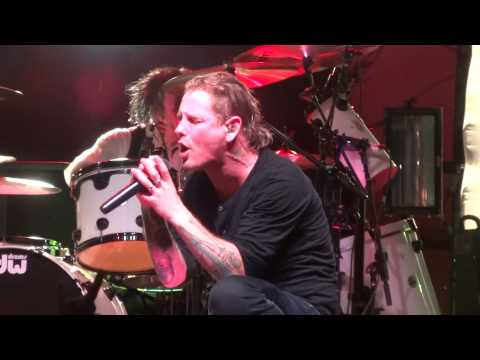 """Last of the Real"" Stone Sour@Freedom Hall Convention Center Lancaster, PA 4/7/13"