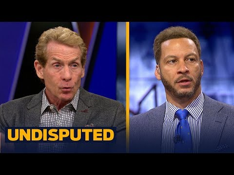 Chris Broussard on Kevin Durant potentially leaving the Warriors in free agency | NBA | UNDISPUTED