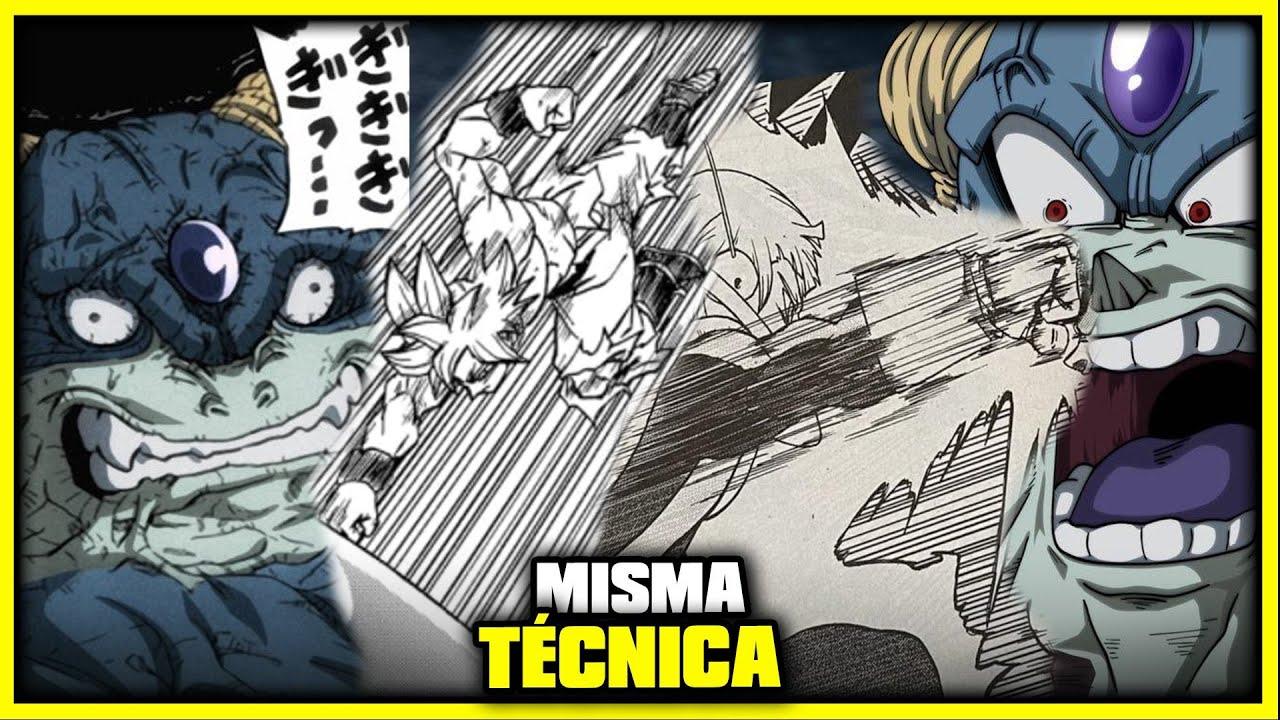 Download DRAGON BALL SUPER MANGA 66   GOKU USA LA TÉCNICA DE MERUS   ¿PORQUE MORO NO EXPLOTÓ?   ANZU361