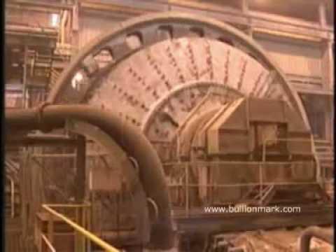 Inside gold mining