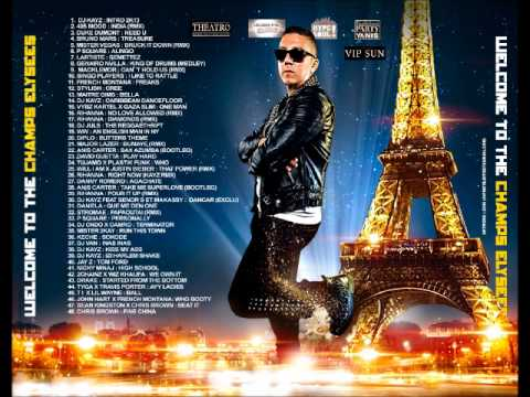 dj kayz welcome to champs elysees