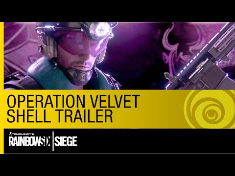 Rainbow Six Siege Trailer - Operation Velvet Shell DLC