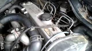 mi motor tiene un sonido rraro, sera un golpe de vielas,??