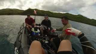 Spearfishing Guam: TT6 Out and About
