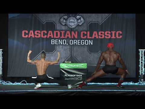 Neal Blassingame and Sung Myers at the Cascadian Classic