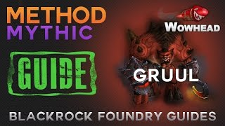 Gruul Mythic Guide by Method