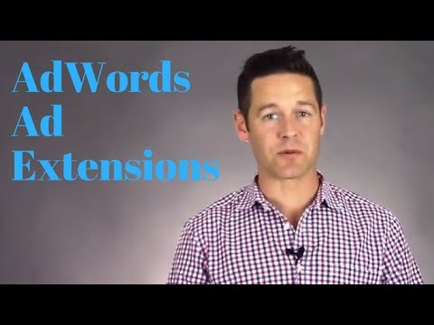 What Are All The Different AdWords Ad Extensions? (Full Overview)