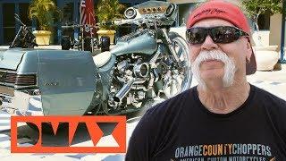 Autoklassiker: Ein Bike im GTO Stil   American Chopper   DMAX Deutschland