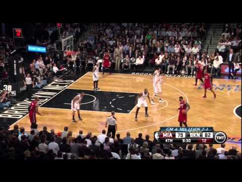 How LeBron Scored The Easiest 49 Points Of His Life: Heat vs Nets Game 4