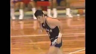 岡山恭崇選手の現役時代(1987年/33歳)