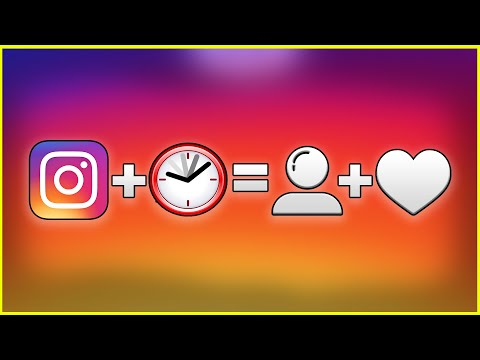 When To Post On Instagram To Get MORE Followers And Likes   Best Time To Post On IG