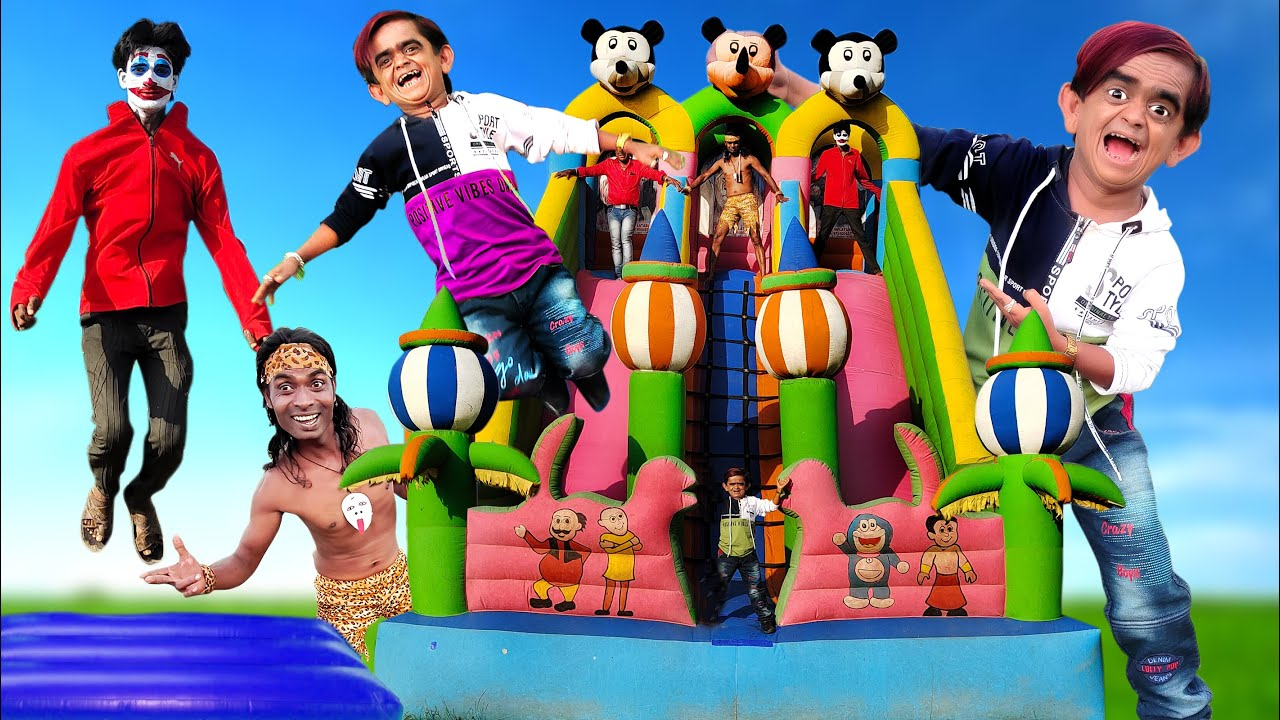 CHOTU MICKEY MOUSE WALA  Knackit Hindi Comedy  Chotu Dada Comedy Video