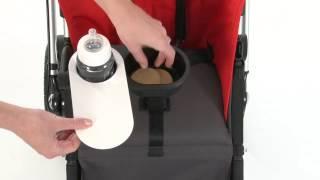 Поднос для еды к коляске Bugaboo - Видео обзор