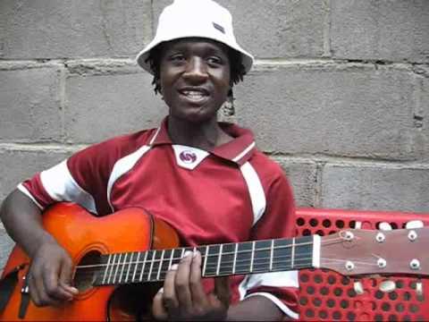 Botswana Music - Guitar -