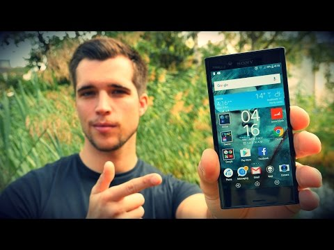 Sony Xperia X Compact Review - Small Android Smartphone 2016 !