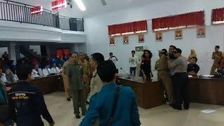 Direktur RSUD Bantaeng dan Legislator Nyaris Adu Jotos