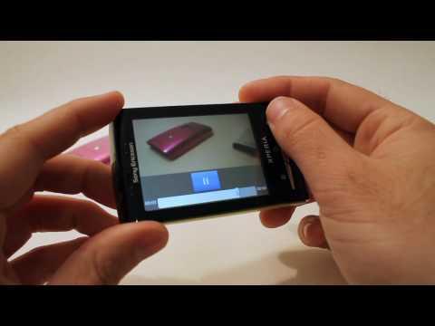 Sony Ericsson Xperia X10 Mini, análisis