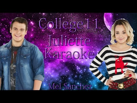 College 11 Juliette karaoke