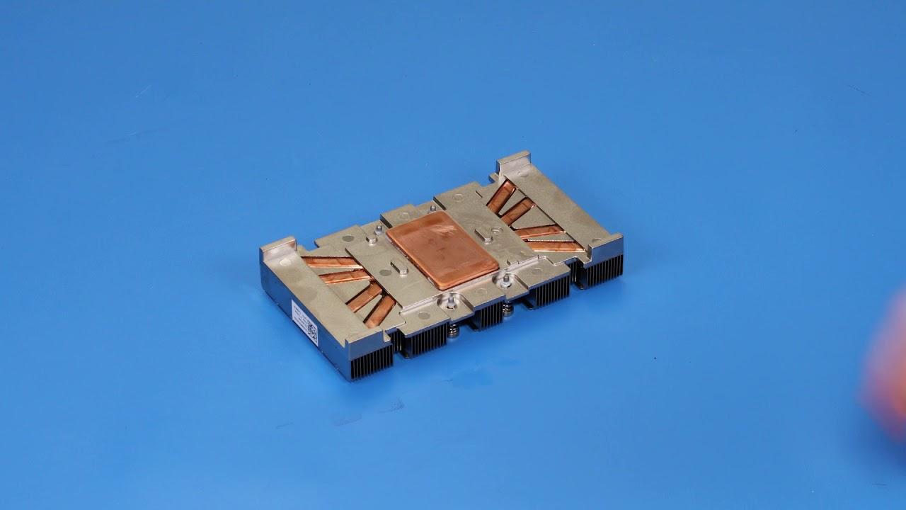 Dell EMC PowerEdge C4140: Remove/Install GPU (Configuration K)
