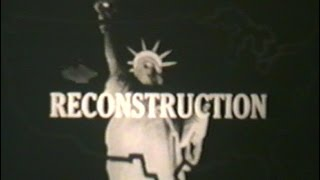 The Reconstruction Era  (1865-1877)