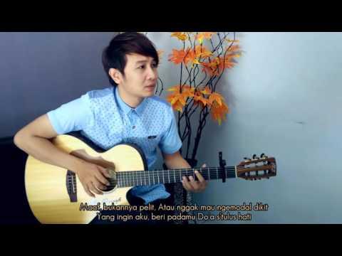 (Jamrud) Selamat Ulang Tahun - Nathan Fingerstyle | Guitar Cover