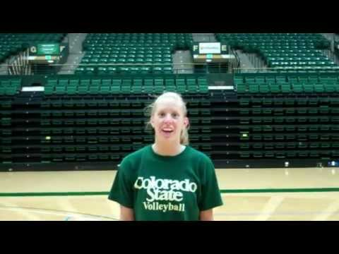 Colorado State University Rams Volleyball prepares for trip to Europe