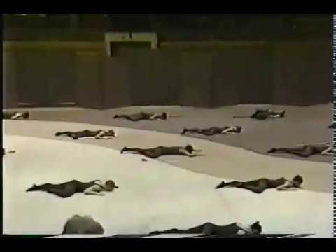 2000 - Lone Oak High School Winterguard - Skin