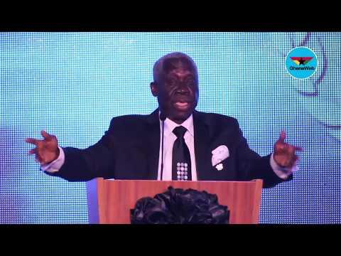 Osafo Maafo's full speech at Club 100 Awards