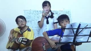 Cho con - Phạm Trọng Cầu ( Guitar cover - Học viên Guitar Long )