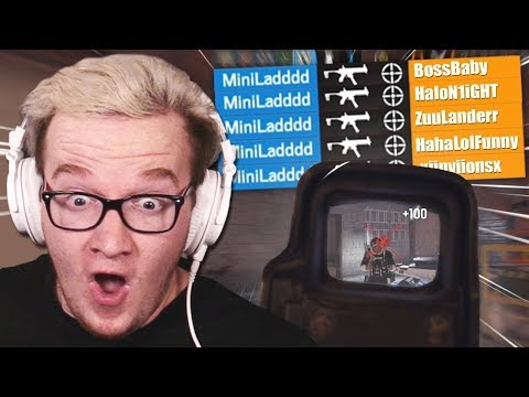 This Rainbow Six Siege Video Is A Banger