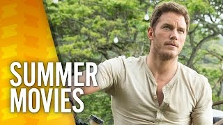 2015 Summer Movie Preview HD