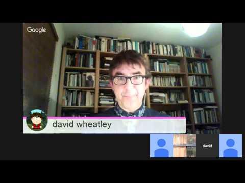 Stephen Burt and David Wheatley // Transatlantic Poetry on Air