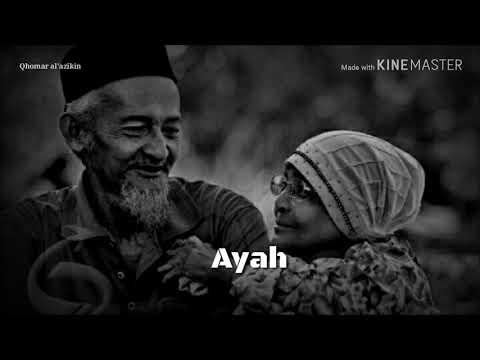 lagu paling sedih Untuk ayah bunda (lyrics and lagu Ust.jefri Al Buchori)