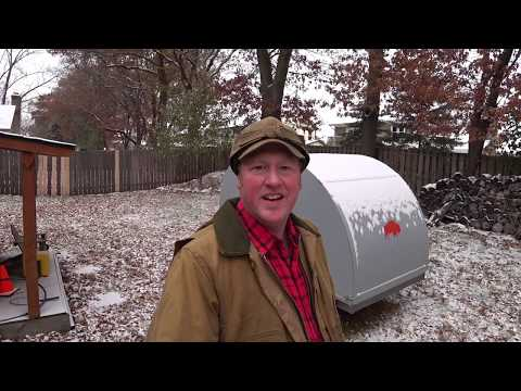 BIG BUCK, Minnesota Deer Hunting River Bottomlands- Nov 14-16, 2019- Never A Goose Chase Video Log