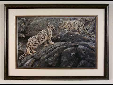 Amazing Wildlife Art By Alan M Hunt