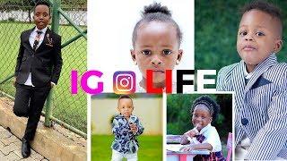 IG LIFE:Tiffah,Nilan wa ZARI,Dylan wa HAMISA,Krish wa UWOYA na Cookie wa AUNTY wasumbua mtandaoni