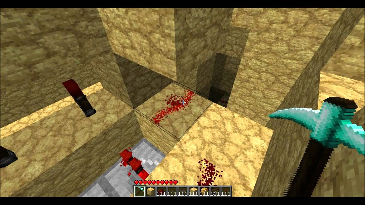 how to make a hatch in minecraft
