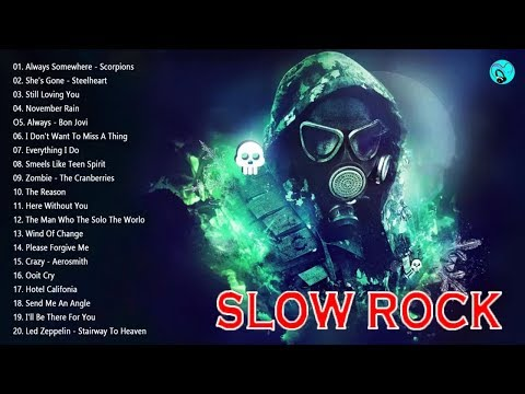 Top 20 Slow Rock Songs 80s, 90s | Best Rock Ballads of All Time | Rock love song nonstop